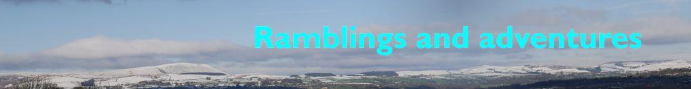 Ramblings and adventures - 3.2.19